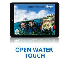 PADI Open Water Diver Touch
